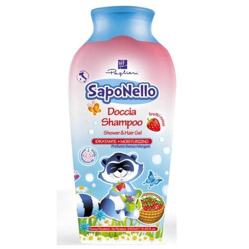 Saponello Doccia 250 Idratante