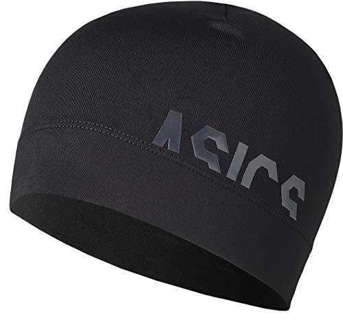 Asics Logo Beanie Performance Black
