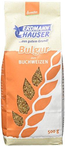 Erdmann Hauser demeter Bio Bulgur aus Buchweizen, 500 g