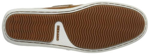 Sebago Canton Two Eye, Chaussures bateau homme Marron (British Tan)