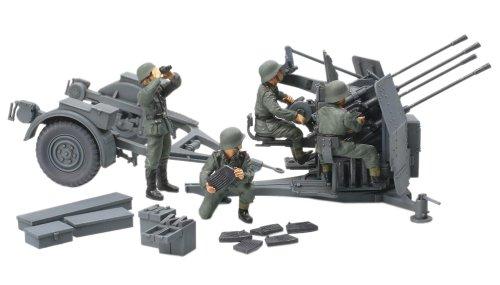 German 20 mm flakvierling 38 1:48