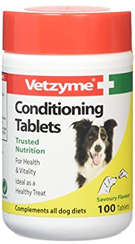 Vetzyme Conditioning Tablets, 100