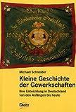 Kleine Geschichte der Gewerkschaften. Ihre Entwicklung in Deutschland von den Anfängen bis heute - Michael Schneider