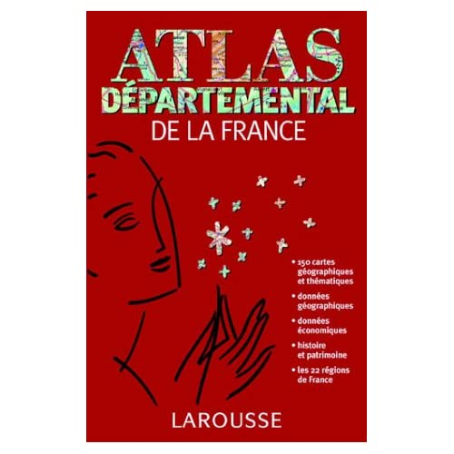 Atlas départemental de la France