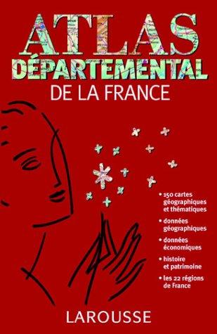 Atlas départemental de la France