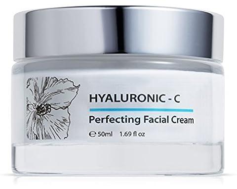 Green Keratin Hyaluron - C Gesichtscreme || Hyaluronsäure und Vitamin C Gesichtscreme || 50ml