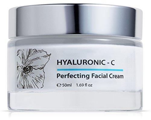 Hyaluronic - C Crema Facial Perfeccionador / Acido Hialurónico y Vitamina C Crema Facial