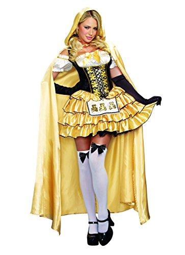 Dreamgirl 9895Goldilocks Kostüm (X-Large)