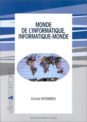 Monde de l'informatique, informatique-monde