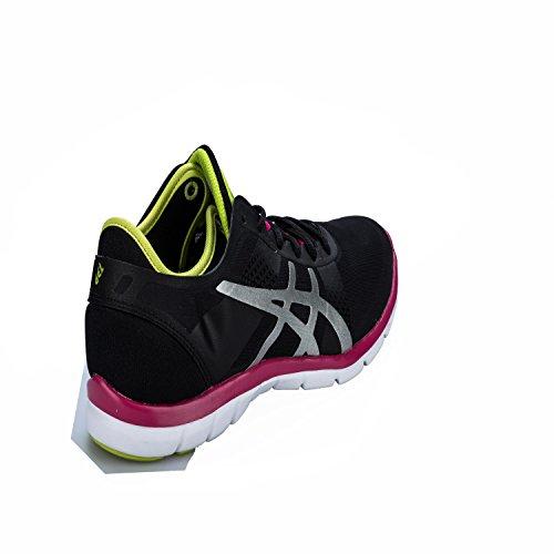 ASICS Gel-Fit Nova, Chaussures Multisport Outdoor Femmes Noir