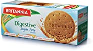 Britannia Sugar Free Digest Biscuit, 350g - Pack of 1