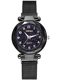 22c7629a4eca 2019 Nueva Elegant Moda Relojes para Mujer