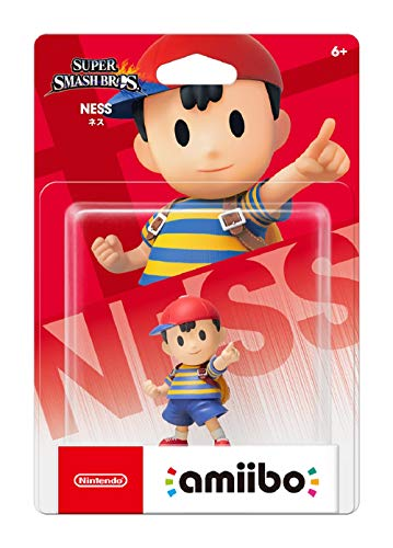 Amiibo Ness - Super Smash Bros. series Ver. [Wii U]Amiibo Ness - Super Smash Bros. series Ver. [Wii U] [Japanische Importspiele] - 2