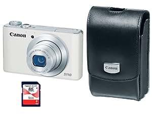 Fotocamera Digitale Canon Powershot S110 CMOS 12MP Silver