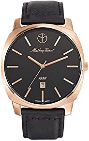 Mathey-Tissot Casual Watch For Men Analog Leather - H6940PN