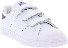 adidas Stan Smith CF, Chaussures de Basketball Homme, Bianco