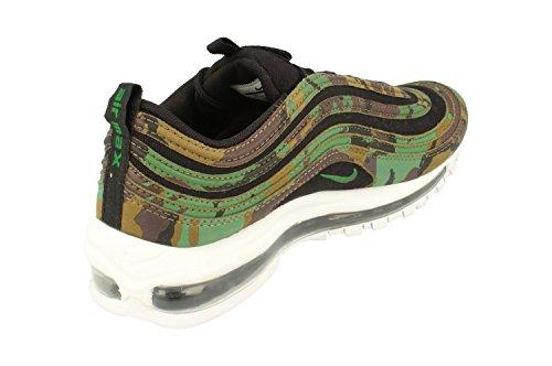 Fortress Schuhe Sneaker Air Premium Umber Unisex QS Green 97 Max 201 Black Neu Raw Nike wvPUYqXWP