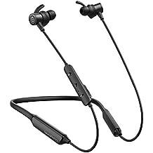 Auriculares Bluetooth 4.1 SoundPEATS Force Audífonos In-ear de Cuello Auriculares Inalámbricos Magnéticos Neckband de