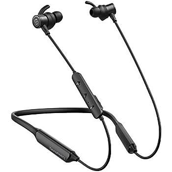 VEENAX Fly ANC Écouteurs sans Fil à Réduction de Bruit, Casque Bluetooth Sport Intra