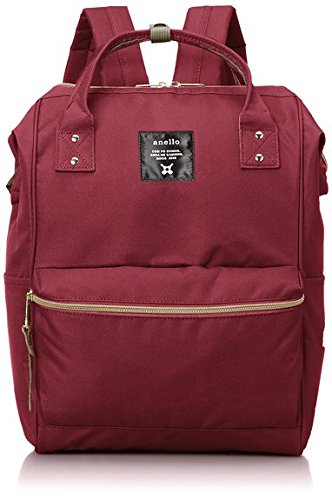 anello-canvas-mouthpiece-containing-backpack-large-size-a4-at-b0481a-wi