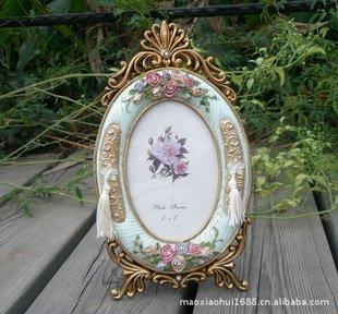 XBR Estudio de foto de boda, foto creación, European Children 's Pearl photo frame,5 pulgadas de...