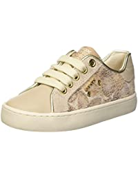Geox Mädchen Jr Kiwi Girl G Low-Top