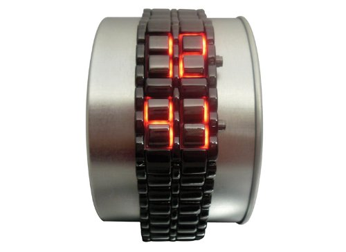80s Sci Fi Watch. Futuristic and retro at the same time!