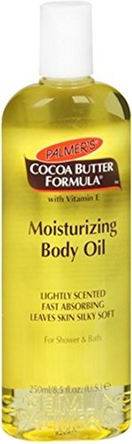 Cocoa Butter Moisturizing Body Oil (Palmers Cocoa Butter Moisturizing Body Oil With Vitamin-E 8.5oz by Palmer's)