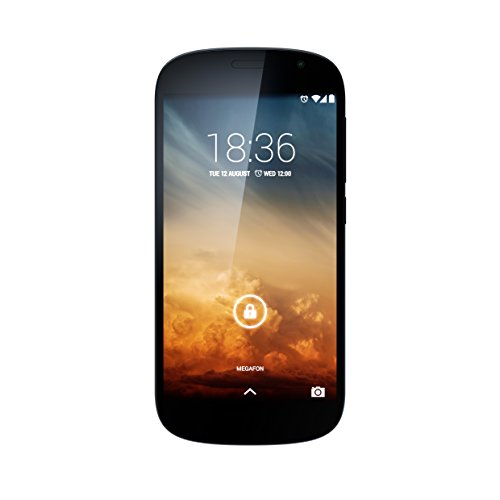 YotaPhone 2 Smartphone (5 Zoll Display, 32 GB Speicher, Android 4.4) schwarz