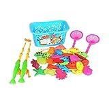 Angeln Spielzeug Magnetische Anzug Puzzle Magnetische Spielzeug-Doppel / 35