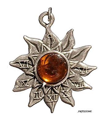 CADRAN SOLAIRE Portatif bijoux solaire
