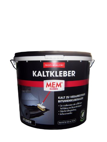 MEM Profi Kaltkleber lmf 6,5 kg - Zur Verklebung und Reparatur von Bit