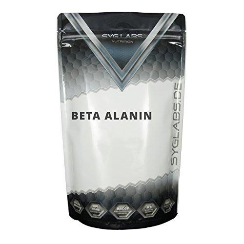 Syglabs Nutrition Beta Alanin Pulver, 1er Pack (1 x 250 g)