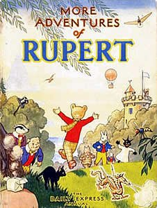 MORE ADVENTURES of RUPERT ( annual 1947 )