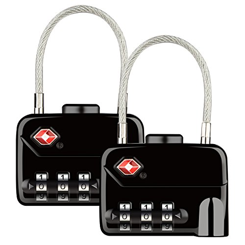 Diyife TSA Luggage Locks, [Upgra...