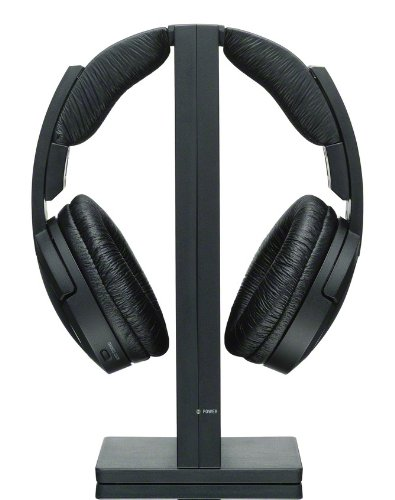 "Sony MDR-RF985RK - headphones (Circumaural, Head-band, 3.5 mm (1/8""), Black, 10 - 22000 Hz, Dynamic)"