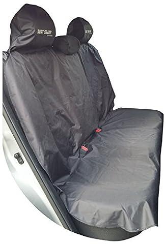 Navarro Bk_SSvr Rückseite Sitz-Bench-Abnehmbarer Bezug wasserfest Universal Auto