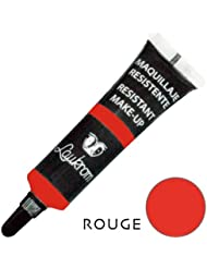 Maquillage crème bodypainting professionnel, ROUGE