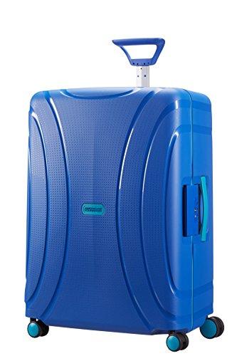 American Tourister Lock'N'Roll Spinner, 69 cm, 85 L, Bleu (Skydiver Blue)