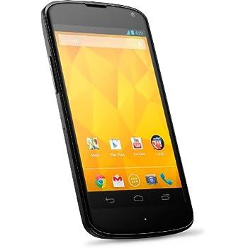 LG Nexus 4 Smartphone, Nero [Italia]
