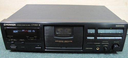 Pioneer CT-S 320 Kassettendeck