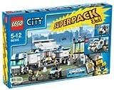 LEGO City 66305 Polizei Superpack 7743 / 7245 / 7235 - LEGO