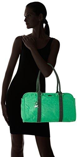 Kipling - Bex, Borse a secchiello Donna Verde (Wild Greeny)