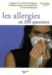 Les allergies en 200 questions