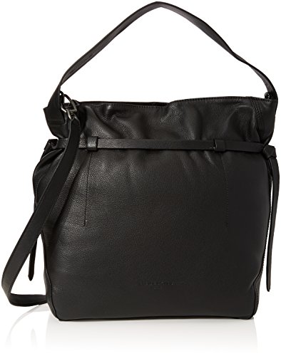 Liebeskind Berlin - Lincoln Vinlux, Borse Tote Donna Nero (Oil Black)