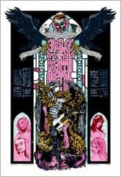 EAGLES OF DEATH METAL - Limited Edition Concert Poster - by Rhys Cooper