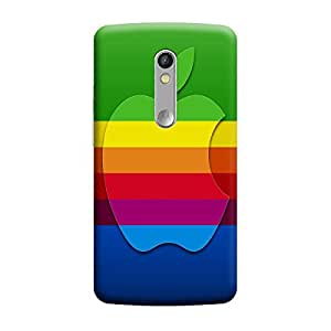 iCover Premium Printed Mobile Back Case Cover With Full protection For Moto X Play (Designer Case)