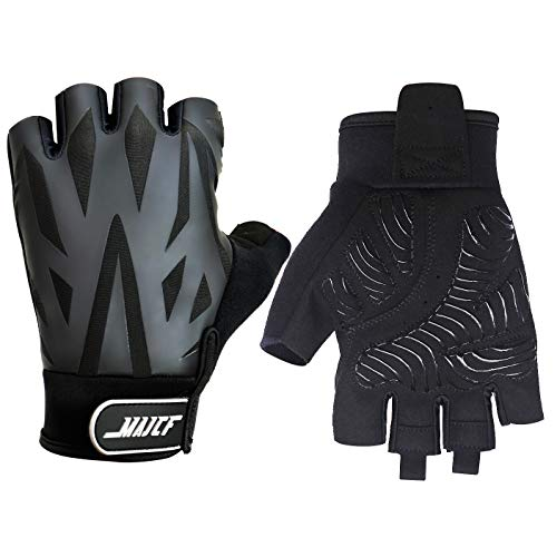 MAJCF Cycling Gloves Mountain Bi...