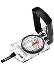 Silva Kompass Compass Ranger S, Transparent, One size, 30-0000036825