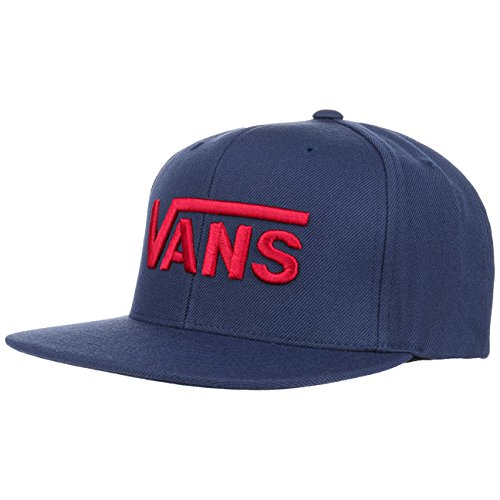 Vans Drop V II Snapback Cap grau / schwarz, OSFM